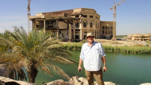 iraq palace victory america saddam sadly bill front